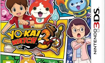 Yo-Kai Watch 3 : Tempura