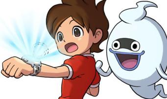 Yo-Kai Watch : un nouveau trailer pour présenter le jeu en détail