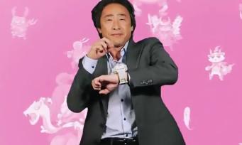 Nintendo Direct : la danse de Satoru Shibata pour Yo-Kai Watch !