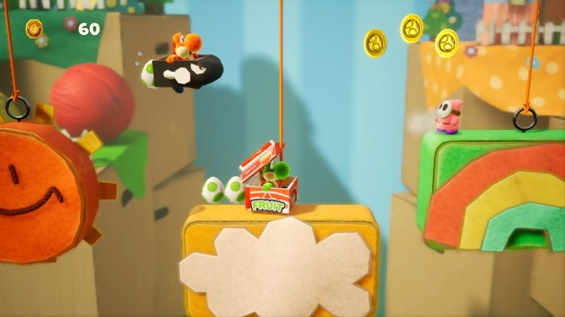Yoshi s Crafted World