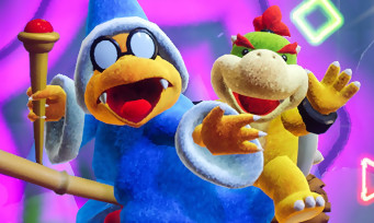 Yoshi's Crafted World : une nouvelle vidéo de gameplay de 5 min