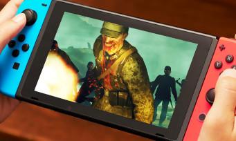 Zombie Army Trilogy : la saga s'annonce sur Nintendo Switch, une date et des images putréfiées
