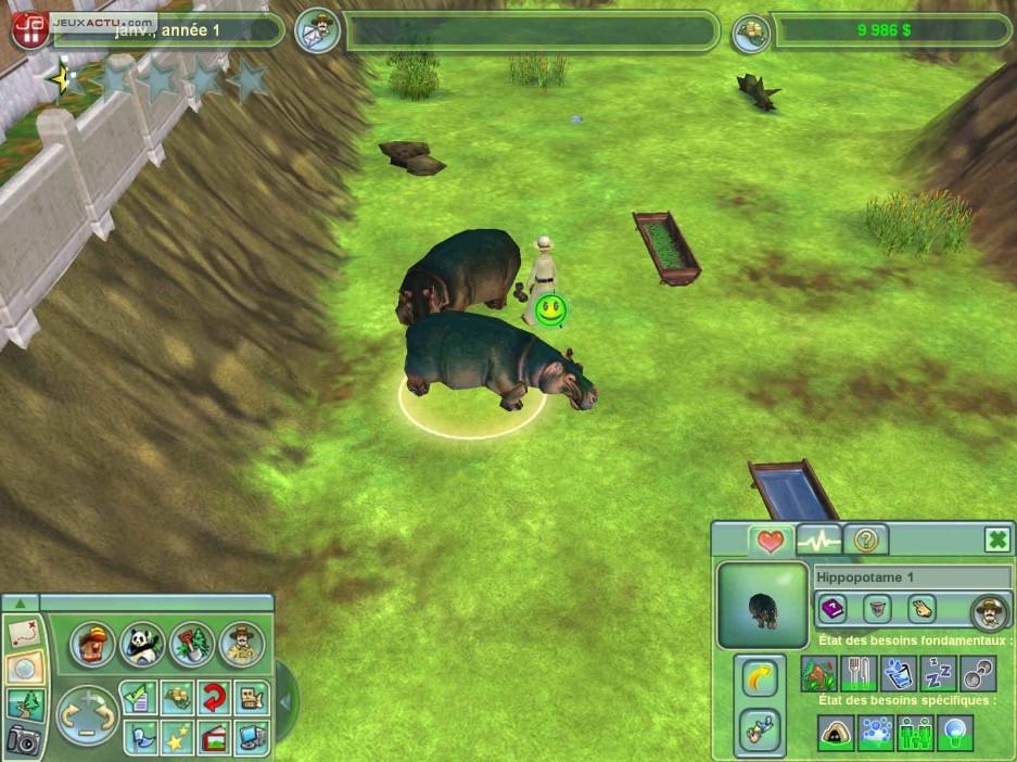 تحميل لعبة zoo tycoon 2
